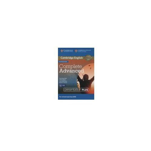 Complete Advanced Presentation Plus DVD-ROM, Guy Brook-Hart|Simon Haines