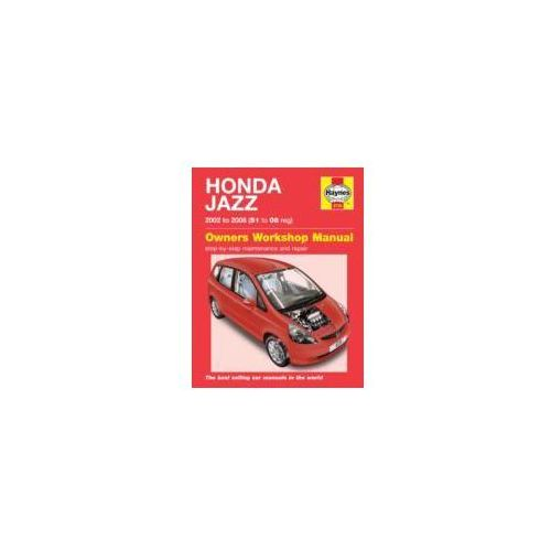 Honda Jazz Service and Repair Manual