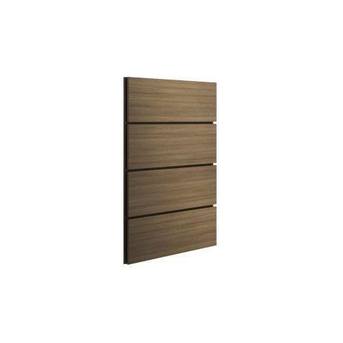 Panel ścienny boards wood, dąb ciemny marki Plan