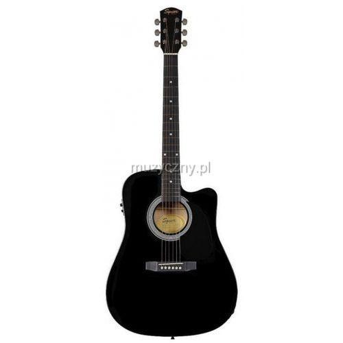 Fender squier sa105 ce sunburst gitara elektroakustyczna