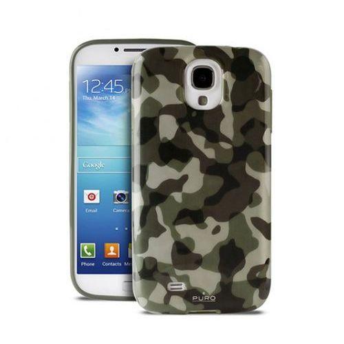 PURO Army Cover - Etui Samsung Galaxy S4 + tapeta QR - oferta [05b3d544637fb424]
