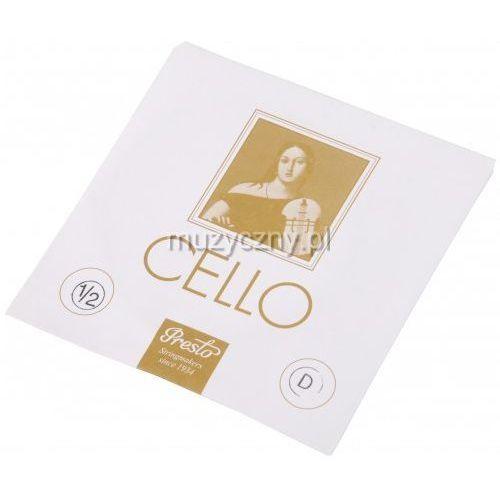 Presto Cello 1/2 D struna wiolonczelowa