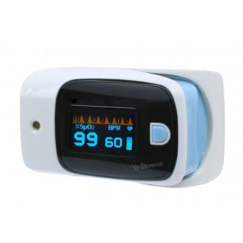 Pulsoksymetr medyczny termometr na podczerwień 4w1 marki Jumper