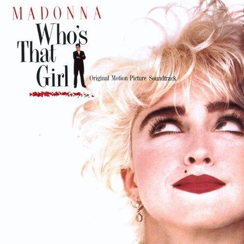 Who`s That Girl? (OST) - Madonna (Płyta CD)