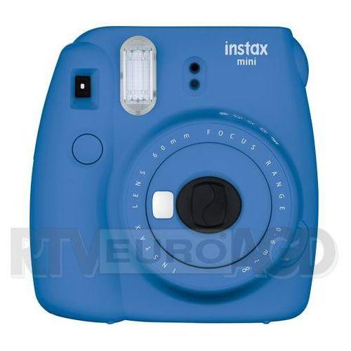 Fujifilm instax mini 9 (niebieski) + wkłady instax mini 10