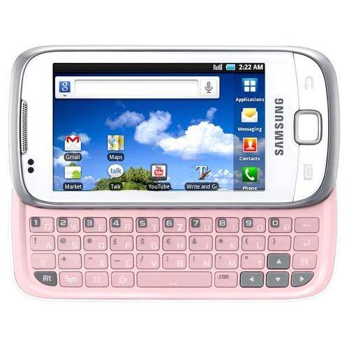 Telefon Samsung Galaxy 551 GT-i5510, przekątna wyświetlacza: 3.2