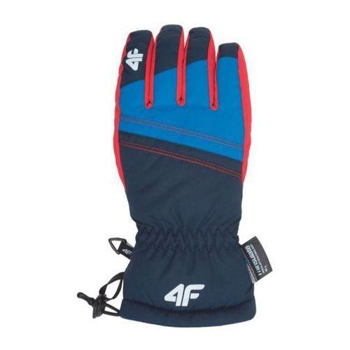 Rękawice narciarskie chłopięce 4F JREM001