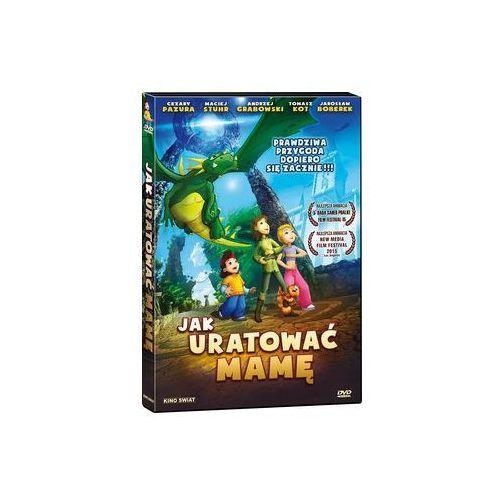 Kino świat Jak uratować mamę - daniel zduńczyk, marcin męczkowski (5906190324917)