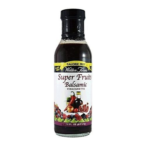 Dressing zero super fruit balsamic 355ml najlepszy produkt marki Walden farms