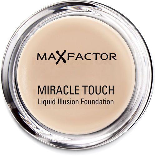 Max Factor, Miracle Touch Liquid. Podkład, Creamy Ivory, 040 - Max Factor DARMOWA DOSTAWA KIOSK RUCHU (5011321338708)