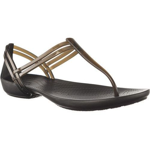 isabella t-strap black marki Crocs