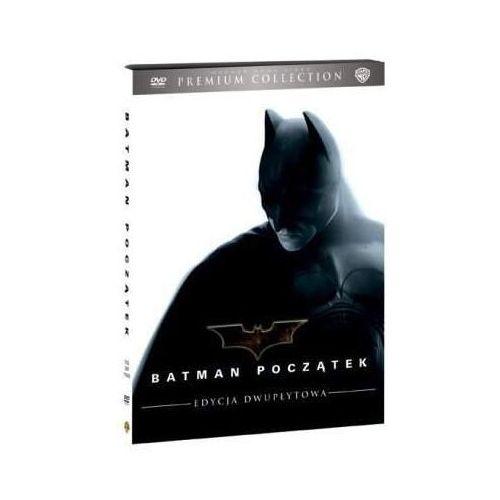 Galapagos films / warner bros. home video Batman początek premium collection (7321908729590)