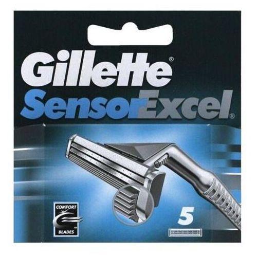 Sensor Excel wymienne ostrza do maszynki do golenia 5szt (3014260216658)