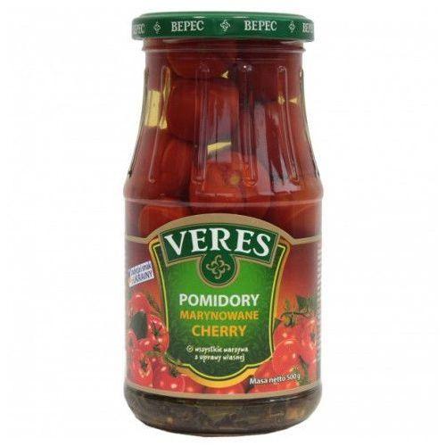 Veres Pomidory marynowane cherry 500 g
