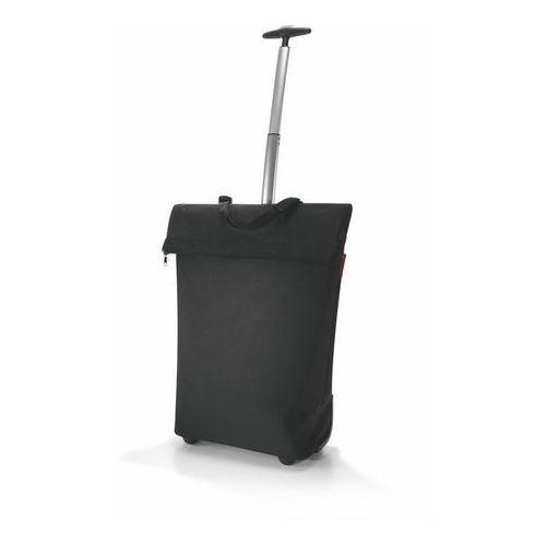 Wózek na zakupy Reisenthel Trolley M 43l, black ze sklepu prezentBOX