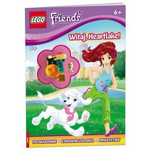 LEGO® FRIENDS. WITAJ HEARTLAKE!