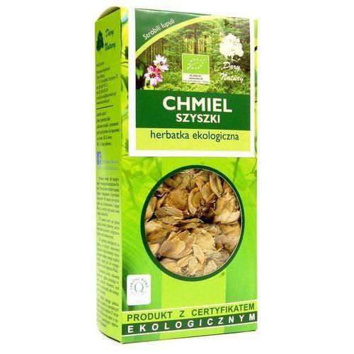 Herbata Chmiel Szyszki BIO 25g (5902741004987)