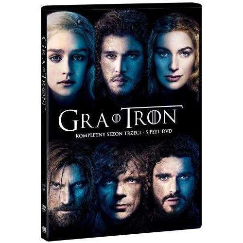 Gra o Tron, sezon 3 (DVD) - Timothy Van Patten, Alan Tylor, Daniel Minahan (7321909328075)