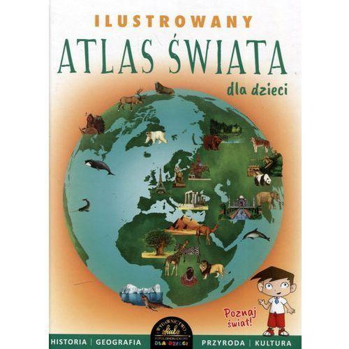 Ilustrowany Atlas Świata (2017)