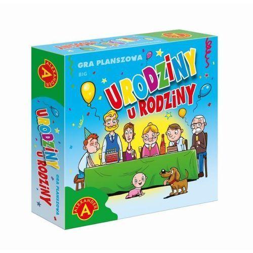 Gra Urodziny u rodziny Big +DARMOWA DOSTAWA przy płatności KUP Z TWISTO