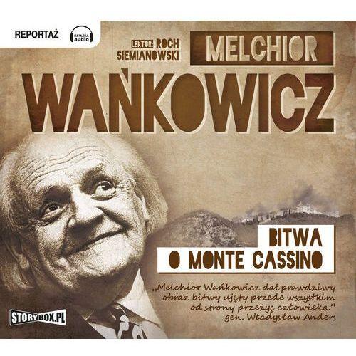 Bitwa o Monte Cassino, Wańkowicz Melchior