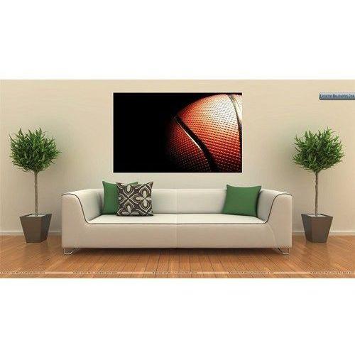 Wodoodporna Fototapeta Wysokiej Jakości (200x110cm) - piłka duża, Basketo z SPORT-TRADA