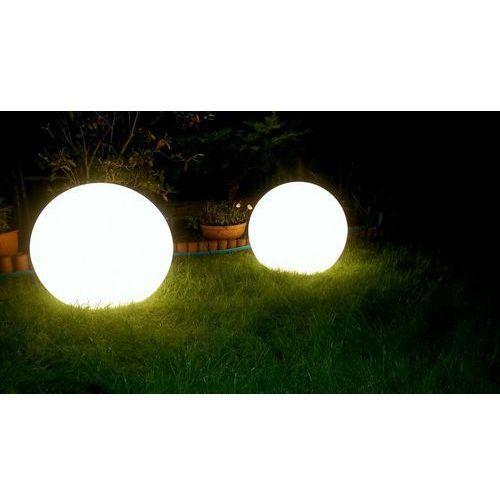 Lampa ogrodowa kula CUMULUS XL 80cm