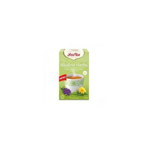 Herbatka zioła alkaliczne (mniszek, porzywa, lawenda) BIO 17x2,1g