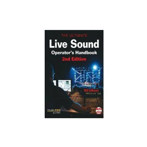 The Ultimate Live Sound Operator's Handbook (9781617805592)