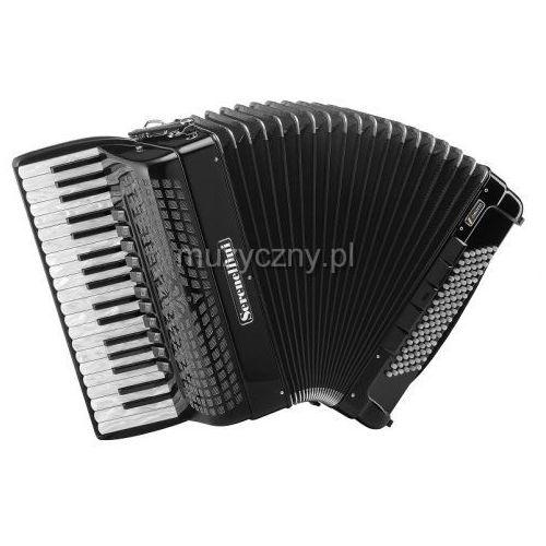 Serenellini Cassotto 374 (2+2) 37/4/11 96/5/5 Musette akordeon (czarny)