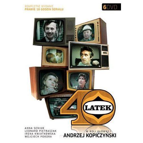 Galapagos films Czterdziestolatek (6dvd) - zakupy powyżej 60zł dostarczamy gratis, szczegóły w sklepie (7321997120018)
