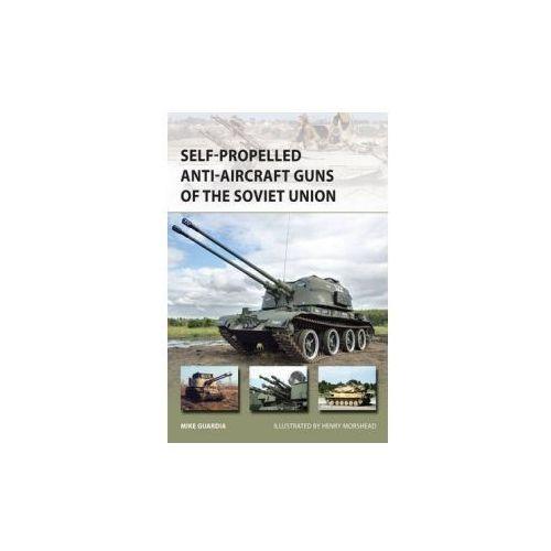 Self-Propelled Anti-Aircraft Guns of the Soviet Union (9781472806222)