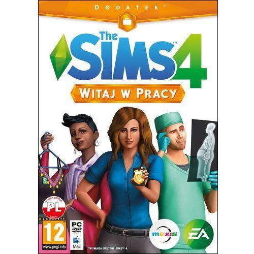 The Sims 4 Witaj w Pracy (PC)