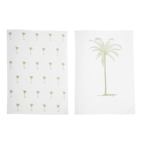 Bloomingville Ręcznik kuchenny palma