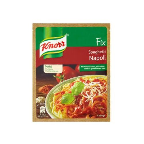Knorr Spaghetti napoli