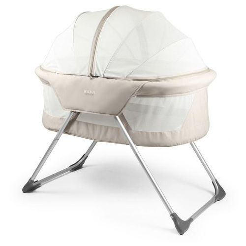 INOVI Cocoon - Łóżeczko turystyczne, beżowe - produkt dostępny w SCANDINAVIAN BABY