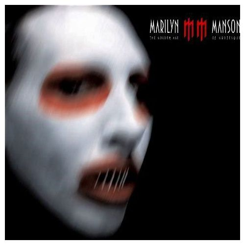 Marilyn manson - the gold age of grotesque [cd] marki Universal music group