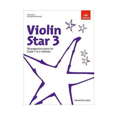 PWM Huws Jones Edward - Violin Star vol. 3. Akompaniament fortepianowy i skrzypcowy