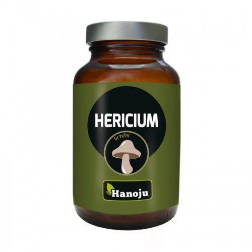 Tabletki Grzyb Hericium - Soplówka Jeżowata 400 mg (90 tabl.) Hanoju