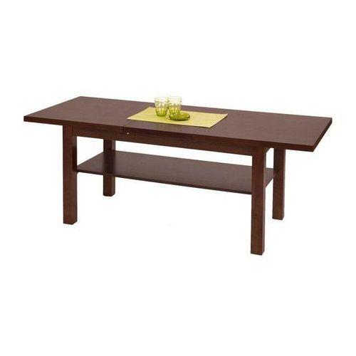 ława KENDRA rozkładana kasztan (stolik i ława do salonu) od e-krzeslo.pl