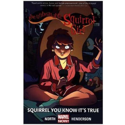 Unbeatable Squirrel Girl, Volume 2: Squirrel You Know it's