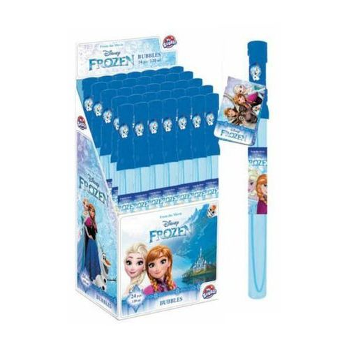 Bańki mydlane My BubbleKraina Lodu Miecz Display 24 sztuki - produkt dostępny w SELKAR
