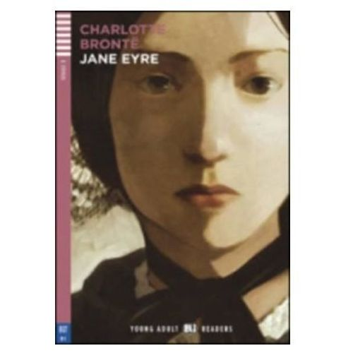Jane Eyre Charlotte Bronte, oprawa miękka
