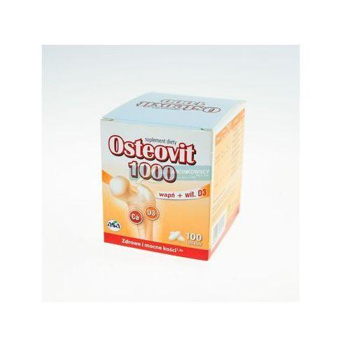 Osteovit 1000 diet.śr.spoż. tabl.powl. 100, produkt z kategorii- Leki na osteoporozę