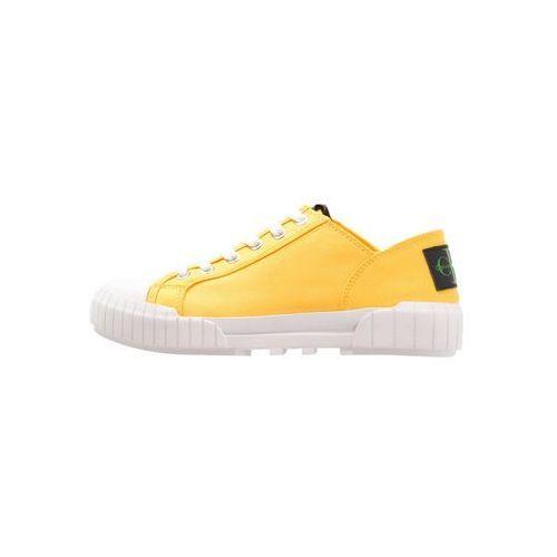 Calvin Klein Jeans BIANCA Tenisówki i Trampki accent yellow