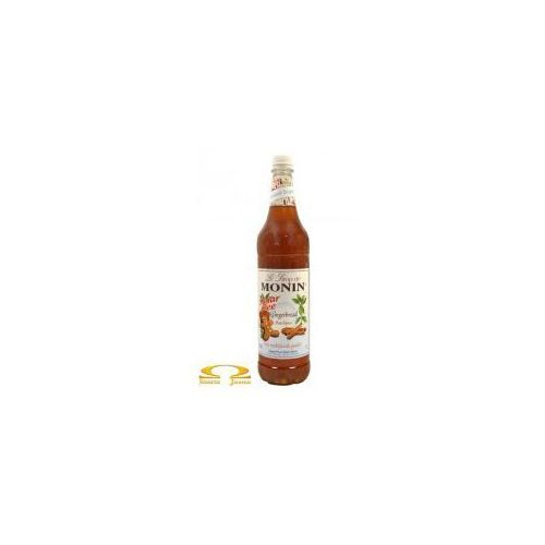 Syrop PIERNIK Gingerbread Sugar Free Monin 1l PET