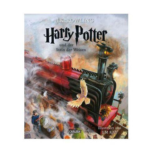Harry Potter und der Stein der Weisen, Schmuckausgabe Rowling, Joanne K.
