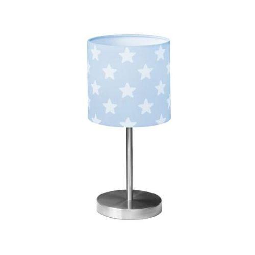 KIDS CONCEPT Lampka na biurko Star, kolor niebieski