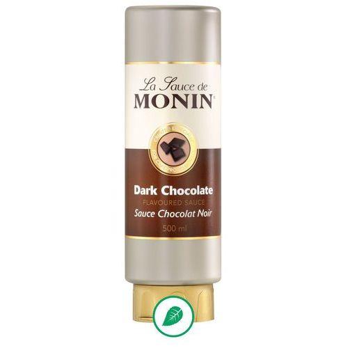 Sos Monin Ciemna Czekolada Dark Chocolate 0,5l Monin 904003 SC-904003 (3052910644222)