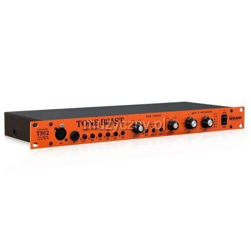 Warm audio tb12 tone beast przedwzmacniacz